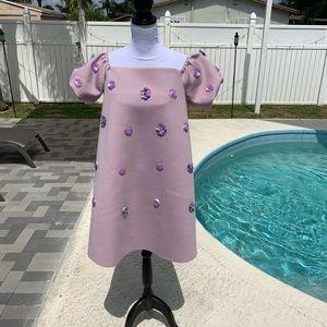 ASOS Maternity 3D flower dress 🌸